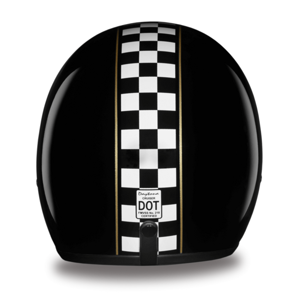 D.O.T. DAYTONA CRUISER- W/ CAFE RACER