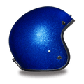 D.O.T. DAYTONA CRUISER- BLUE METAL FLAKE