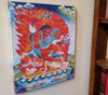 Dorje Drolod Canvas Print