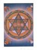 Dzogchen Mandala Card Print, by Kumar Lama