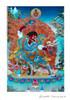 Dorje Drolod Deity Card Print, by Kumar Lama (Card 2)
