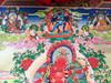 "Kurukulle with Retinue Print Thangka - 38"" x 23"""