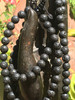 Lava Rock Mala, 8mm