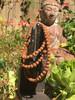 Rudraksha Seed Mala, 8mm