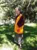 Shoulder Bag, POL Saffron