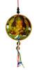 Dzambhala Hanging Medallion