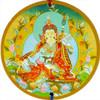Guru Rinpoche Hanging Medallion