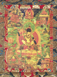 Urgyen Dorje Chang Deity Card