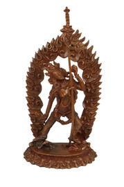Small Copper Vajrayogini Statue 4""