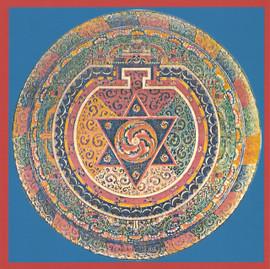 Khandro Thuk Thik, Yeshe Tsogyal Mandala Photo
