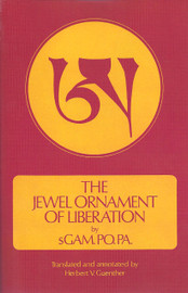 The Jewel Ornament of Liberation: Herbert V. Guenther Translation