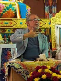 (DIG AUDIO) Entering the Vajra World (2016) - Teachings by Sam Bercholz