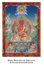 Daily Practice of Amitayus