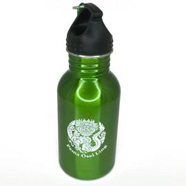 POL Logo Water Bottle - Green
