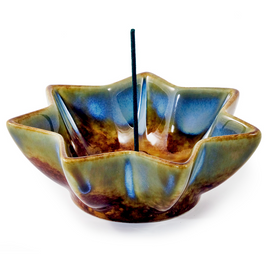Lotus Incense Holder by Shoyeido
