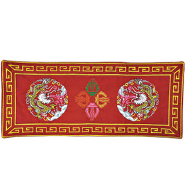 Red Dragon & Dorje Brocade