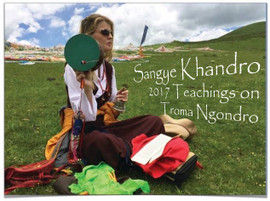 (DIG AUDIO) Troma Ngondro (2017) Teachings by Sangye Khandro
