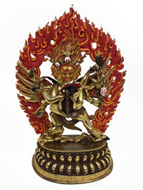 Vajrakilaya Statue