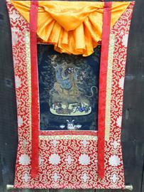 Thangka, Dorje Drolod #2