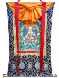 Thangka, White Tara #2