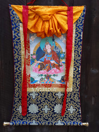 Thangka, Guru Rinpoche #4