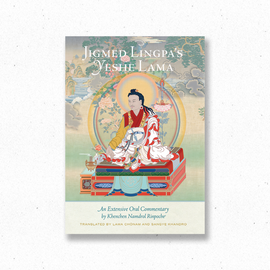 Jigmed Lingpa's Yeshe Lama