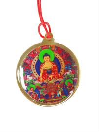 Shakyamuni Medallion