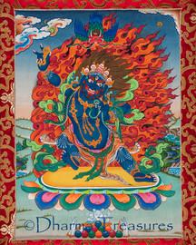 Vajrapani Dorje Gotrab Photo #2