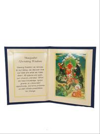 Manjushri Folding Thangka