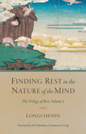 Finding Rest in the Nature of Mind (pbk)