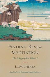 Finding Rest in Meditation (pbk)