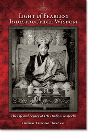 Light of Fearless Indestructible Wisdom (hardcover)
