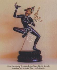 """Troma Nagmo Statue Photo 8""""x10"""""""