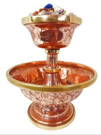 """Serkyem, Fancy Copper 3.5"""""""
