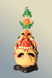 Wrathful Flower Offering (Wangpo Metok)