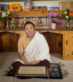 (DIG AUDIO) Mode of Being (2015) - Teachings by Tulku Jigme Wangdrak Rinpoche