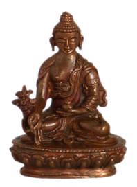 "Medicine Buddha Statue 2.25"""