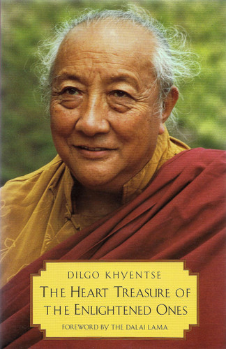 The Heart Treasure of the Enlightened Ones: The Practice of View, Meditation, and Action by Dilgo Khyentse Rinpoche, Patrul Rinpoche, translated by Padmakara Translation Group