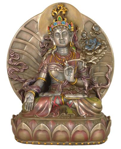 White Tara Medium Resin Statue