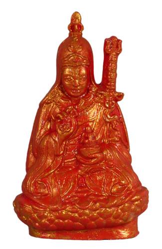 Red and Golden Guru Rinpoche Tsa Tsa