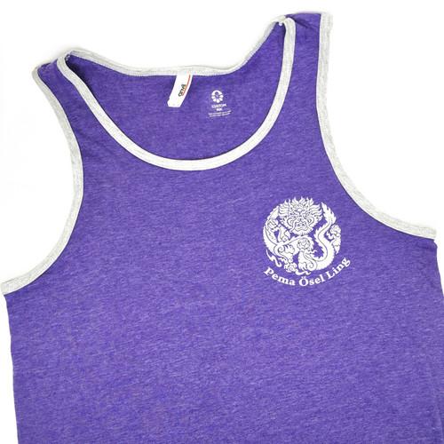 POL Dragon Logo Tank Top - Purple