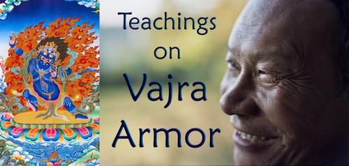 (DIG AUDIO) Vajra Armor (2018) - Teachings by Lama Sonam Tsering Rinpoche