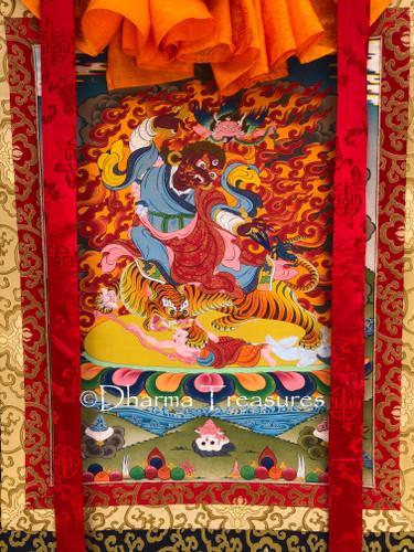 Thangka, Dorje Drolod #1
