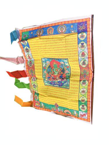 Prayer Flag, Vertical Tara