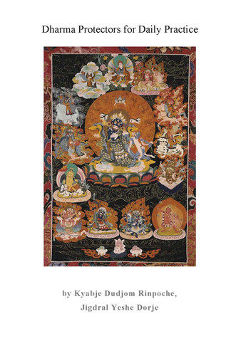 Dharma Protectors Daily Practice