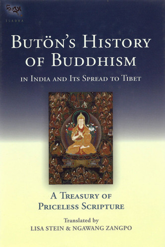 Buton's History of Buddhism in India and Its Spread to Tibet