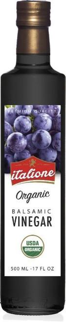 Italione Organic Balsamic Vinegar, 17 oz