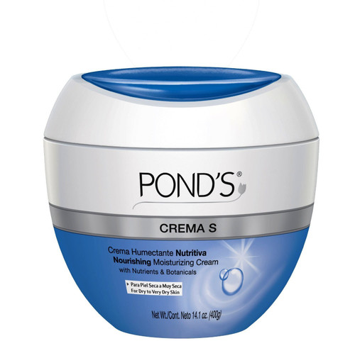 Ponds Nourishing Moisturizing Cream, 14.1 oz