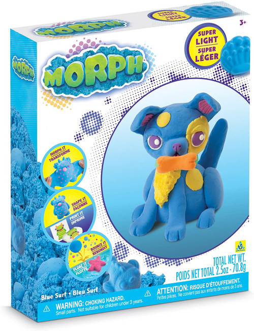 Morph Sand Molding Kit, Blue Surf