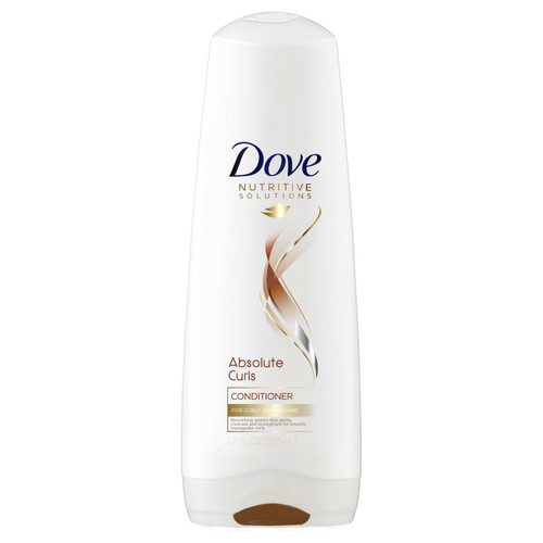 Dove Conditioner, Absolute Curls, 12 Oz
